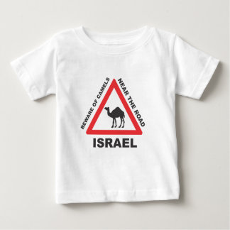 Camel Sign in Israel Shirts