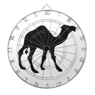 Camel Silhouette Dart Boards