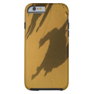 Camel silhouettes on sand dunes, Thar Desert, Tough iPhone 6 Case