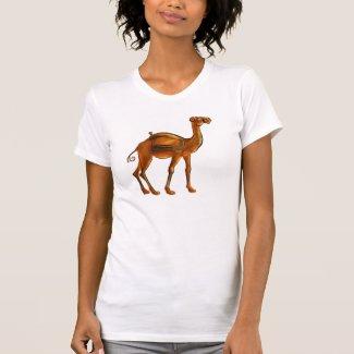 Camel Tee Shirts