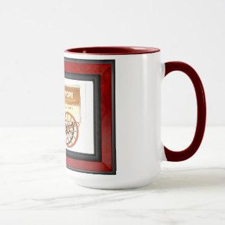 Camel topped carft mug