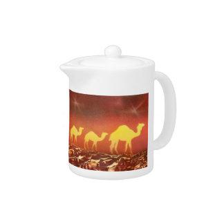 Camel Trail Teapot