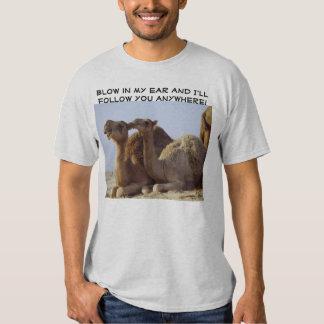 Camel Whisper Shirt