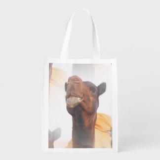 Camel Market Tote