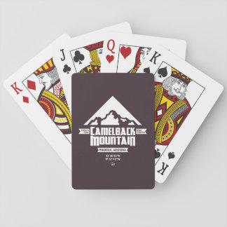 Camelback Mountain (Dark) - Playing Cards