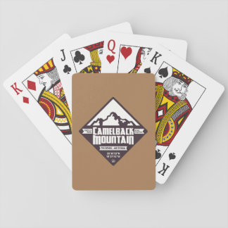 Camelback Mountain - Playing Cards