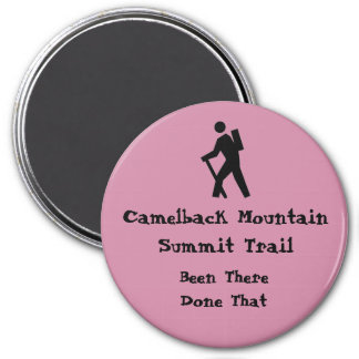 Camelback Mountain Summit Trail Magnet