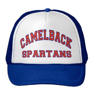 Camelback Spartans Trucker Hat