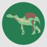 Camelflage stickers