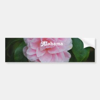 Camelia Flowers Bumper Stickers