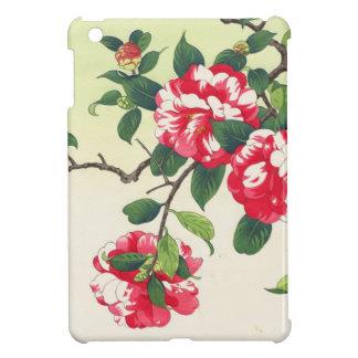 Camelia Nishimura Hodo ukiyo-e  flowers art iPad Mini Case
