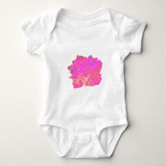 Camelia Pop Pink Baby Bodysuit