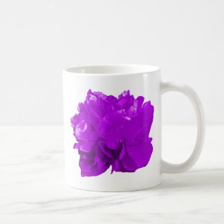 Camelia Pop Purple Coffee Mug