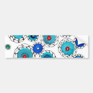 camelias bumper sticker