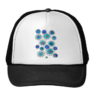 camelias trucker hat