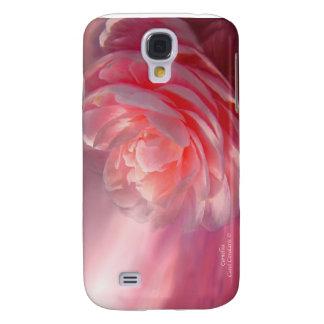 Camellia Art Case for iPhone 3 Samsung Galaxy S4 Case
