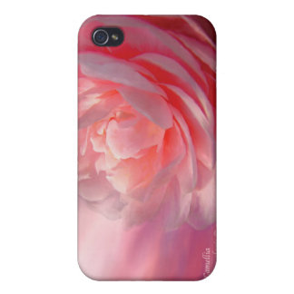 Camellia Art Case for iPhone 4