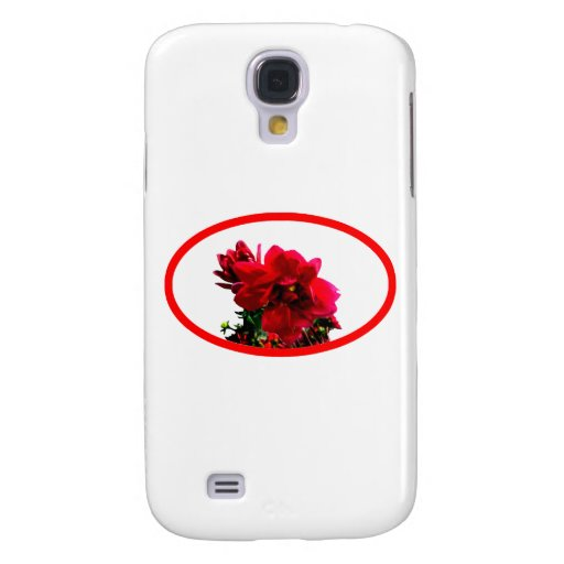 Camellia bg White The MUSEUM Zazzle Gifts Samsung Galaxy S4 Case