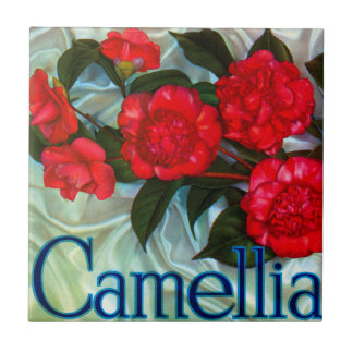 Camellia Brand Orange Label Ceramic Tile