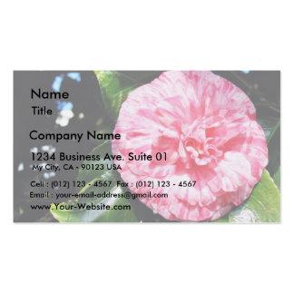 Camellia Business Card
