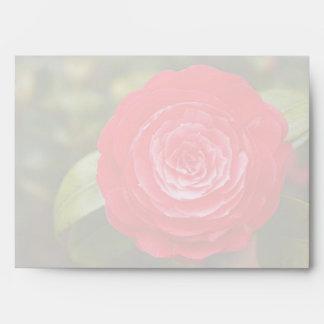 Camellia Envelope