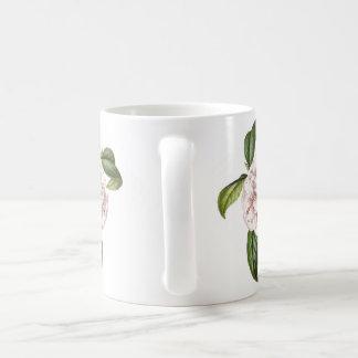 Camellia Flower Coffee Mug