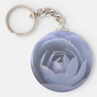 Camellia Frozen Beauty Keychain