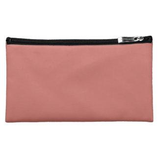 Camellia Pink in an English Country Garden Makeup Bag