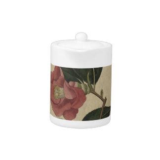 Camellia Teapot
