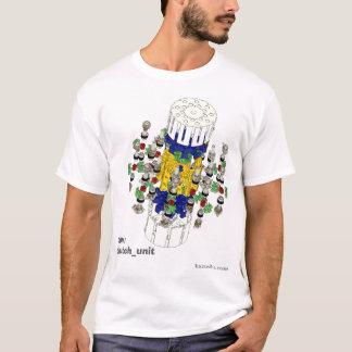 "CAMELLIA - ""The hand clutch_unit of machine"" T-Shirt"