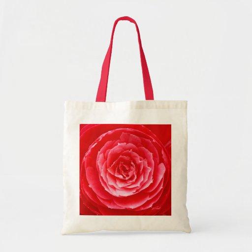 Camellia Tote Bags