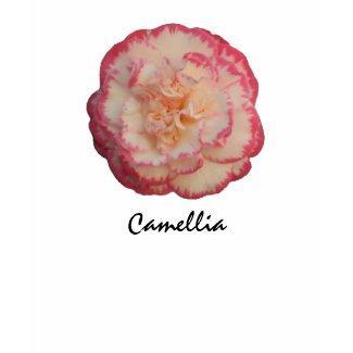 Camellia Tshirt shirt