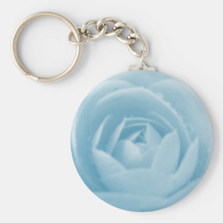 Camellia Whirlpool Keychain
