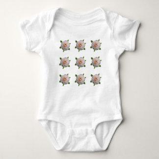Camellias Baby Bodysuit