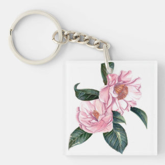 camellias keychain