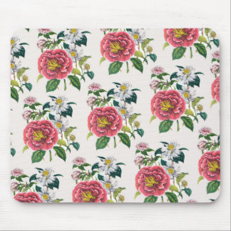 Camellias Mouse Pad