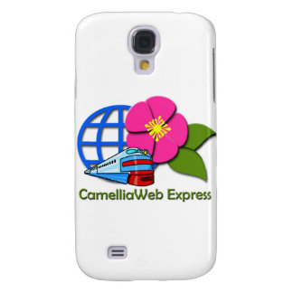 CamelliaWeb Express Galaxy S4 Cover