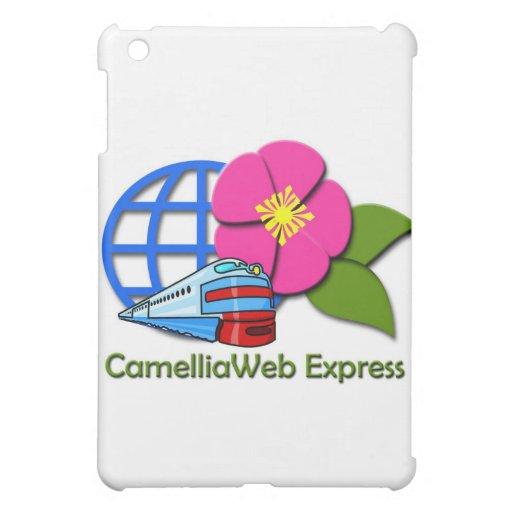 CamelliaWeb Express iPad Mini Cases