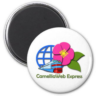 CamelliaWeb Express Magnet