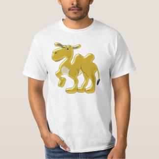 Camello bactriano playera