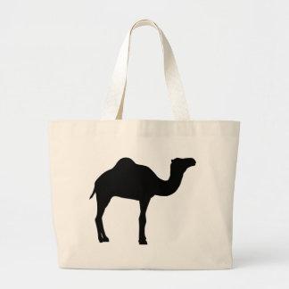 Camello Bolsa Tela Grande