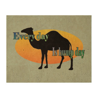 Camello - cada día es día de chepa papel de corcho para fotos