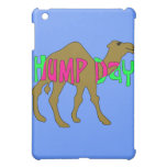 Camello con día de chepa en rosa y verde