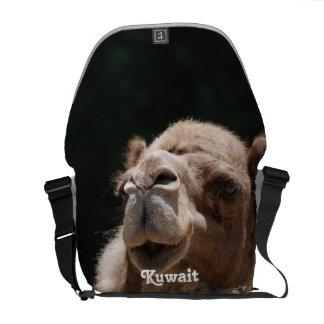 Camello de Kuwait Bolsas De Mensajeria