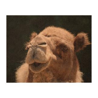 Camello del día de chepa impresiones en corcho