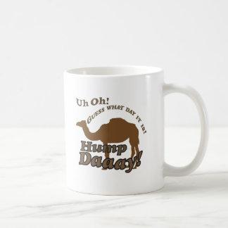 ¡Camello del día de chepa! Taza