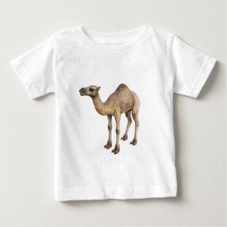 Camello del dromedario playera de bebé