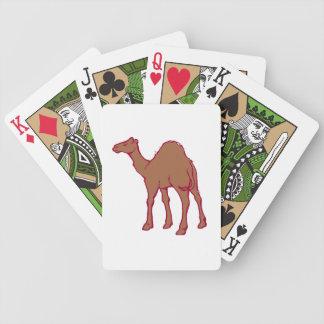 CAMELLO del parque zoológico Baraja Cartas De Poker
