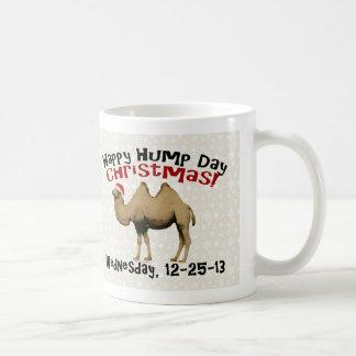 Camello divertido de miércoles de chepa del taza