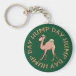 camello divertido del día de chepa llavero
